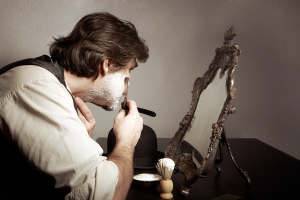 Straight Razor Shaving - small